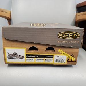 Keen Atlanta Cool ESD Steel Toe Shoes